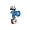 Neles® Finetrol Eccentric Rotary Plug Valve | Metso Supplier Malaysia