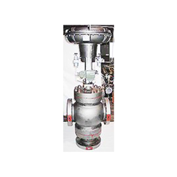 Nakakita Fuel Gas TemperatureValve