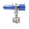 JC Fully Automated Ball Valve Supplier