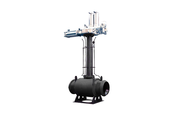 JC Fully Welded Valve | JC Valve Supplier Malaysia