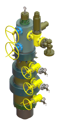 Surface Wellhead NuStar Supplier Malaysia