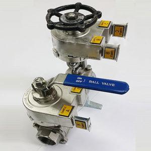 Mechanical Valve Interlock   Gloazure Supplier Malaysia