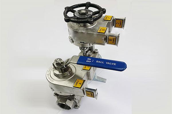 Mechanical Valve Interlock | Gloazure Supplier Malaysia