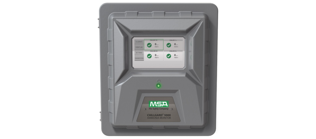 Chillgard 5000 Ammonia Monitor | MSA Safety supplier Malaysia